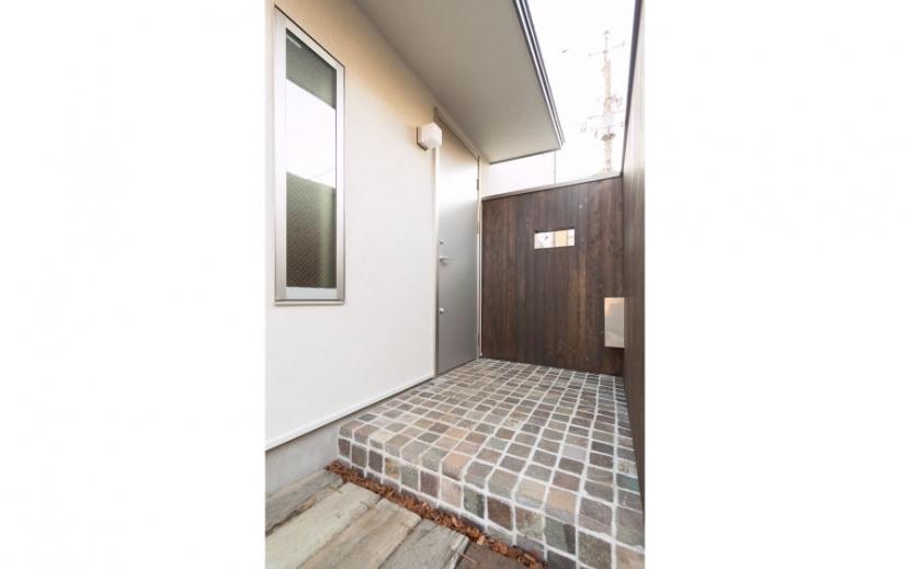 オリジナルキッチンがこだわり 阿佐ヶ谷北 A区間の部屋 玄関(外)