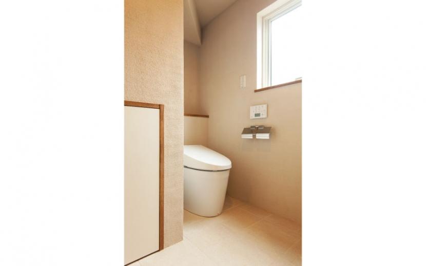 アンティーク小物を用い モダンに仕上げました 三鷹市井ノ頭1丁目の部屋 トイレ