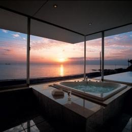 南房総の家 (浴室)