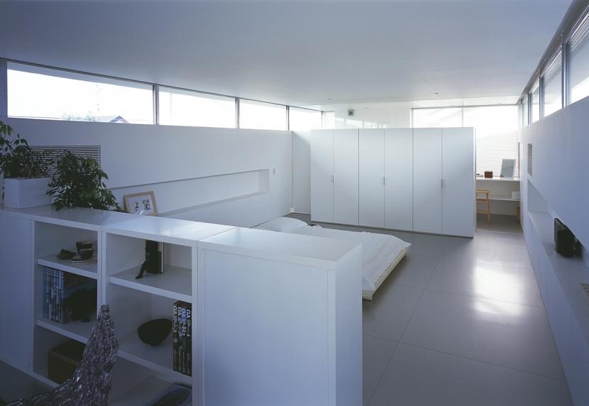 中台の家1 (寝室)