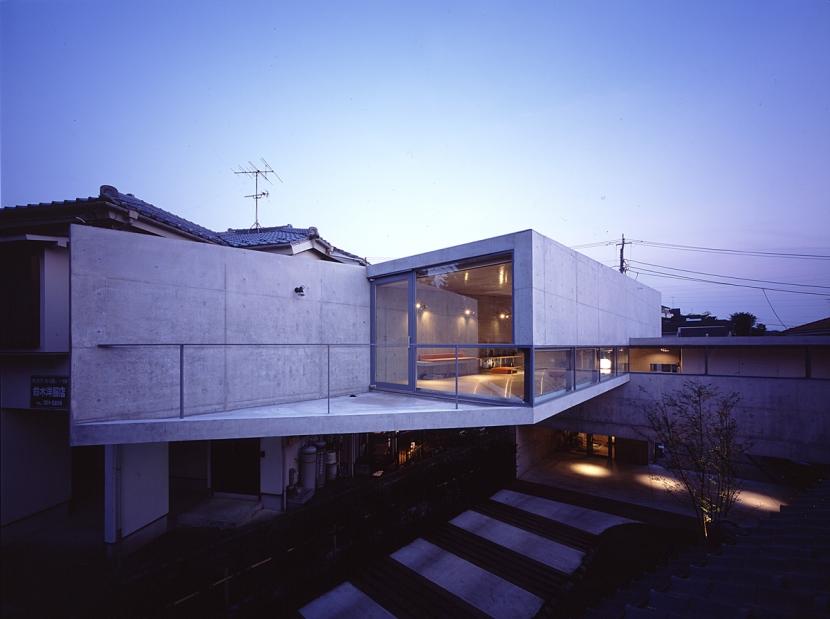 二俣川の家の部屋 外観