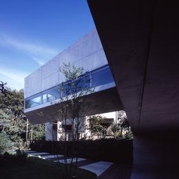二俣川の家 (外観)