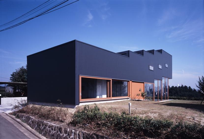仙台香澄の家の部屋 外観