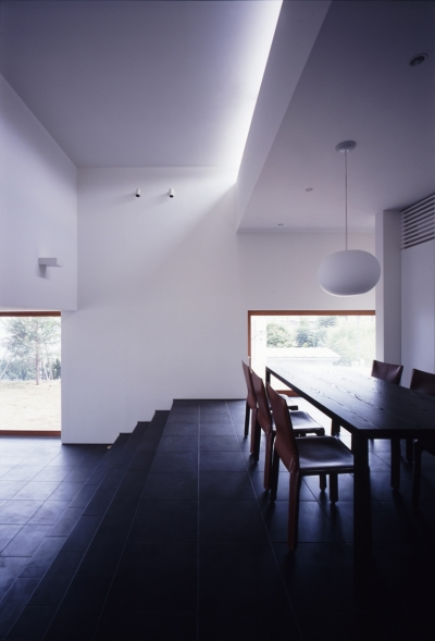 仙台香澄の家 (ダイニング)