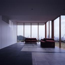 仙台香澄の家 (リビング)