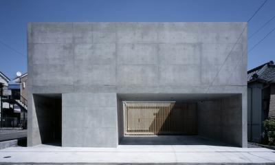 静岡の家 (外観)