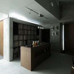 静岡の家 (DJスペース)