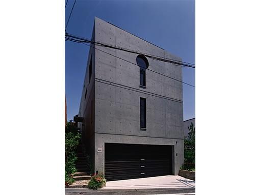 建築家:平賀 久生「空の家」