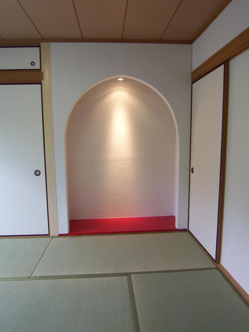 西宮リノベーションの写真 和室