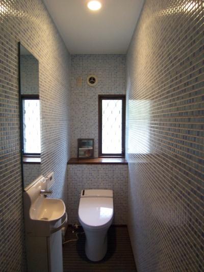 西宮リノベーション (トイレ)