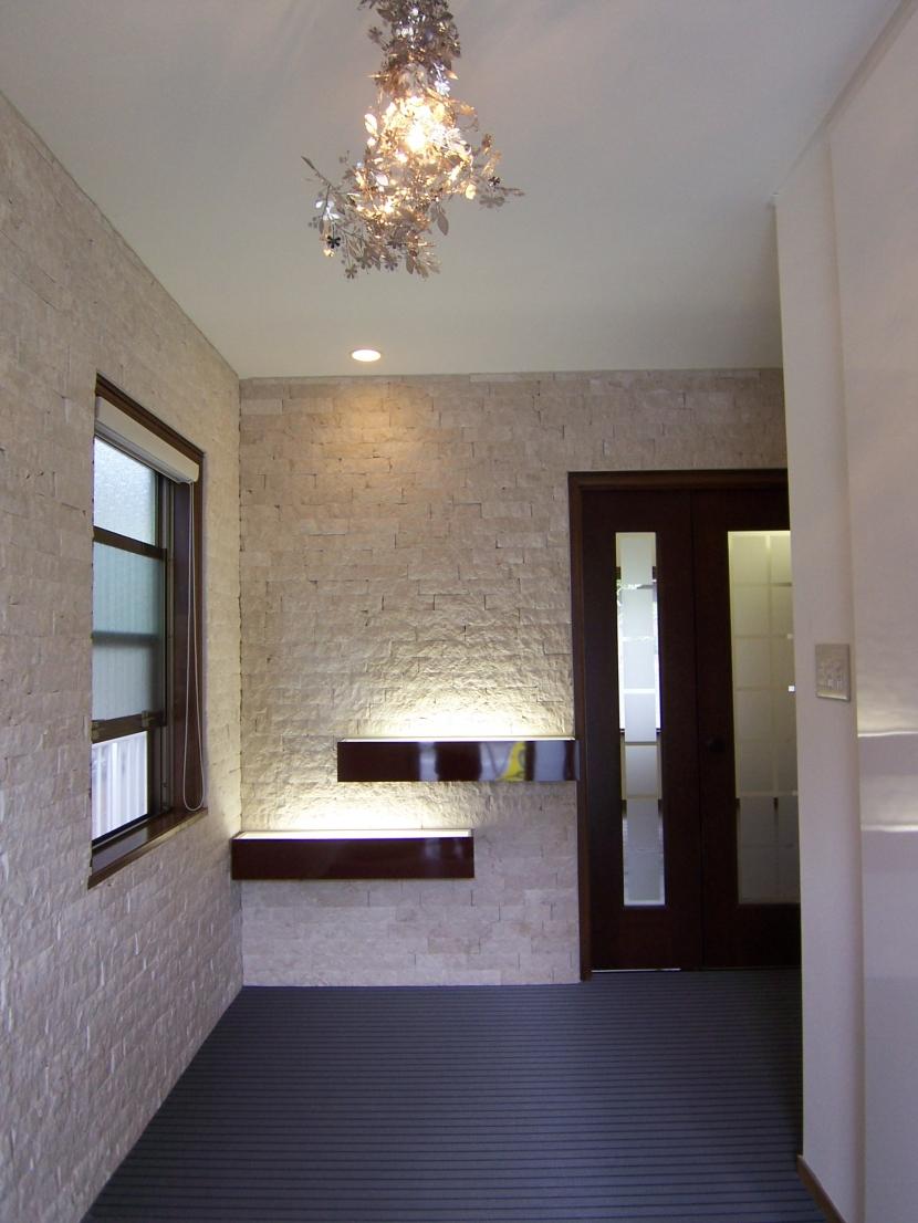 西宮リノベーションの部屋 玄関ホール