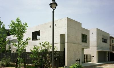 外観2|対の家