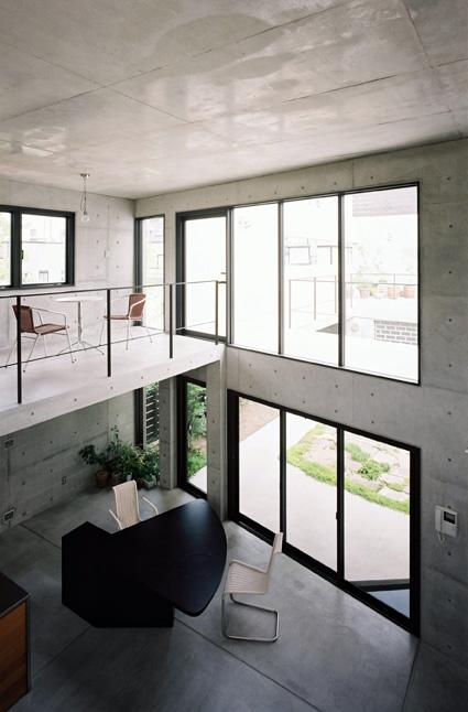 対の家の部屋 広間2
