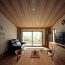 堀 紳一朗の住宅事例「平屋 和風モダンの家  築60年の一部を残した住宅の建て替え」