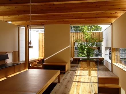 建築家:DON工房「等々力の家」