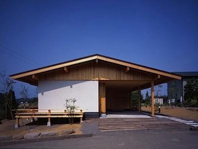東御の家 (外観-1)