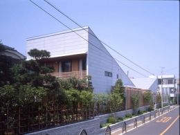 船堀の家 (外観-1)