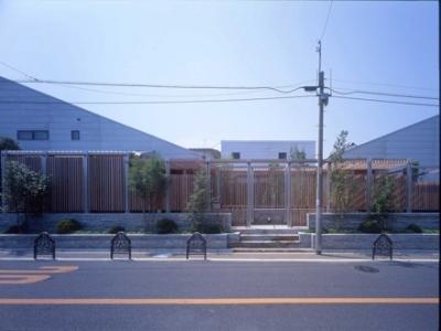船堀の家 (外観-2)