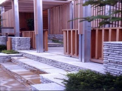 船堀の家 (玄関)