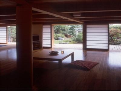 客室 (船堀の家)