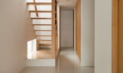 玄関|西荻の家