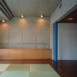 小畑邸 (居間 1)