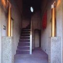 三方が原戦場跡地に建つ家の写真 玄関ホール