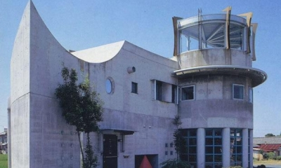 三方が原戦場跡地に建つ家