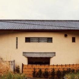 湯河原の家 (北側外観)