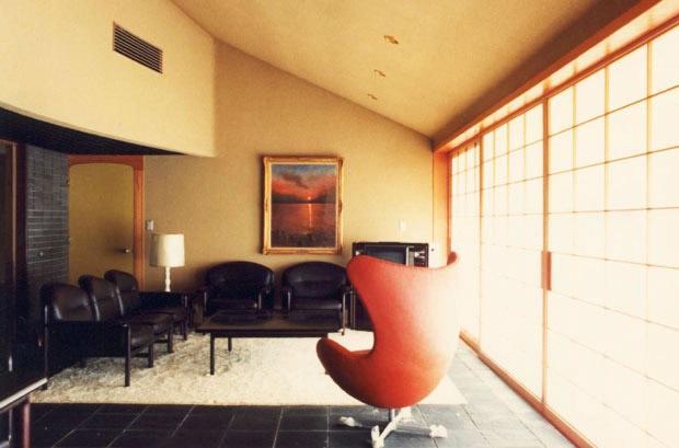 湯河原の家の部屋 居間 1