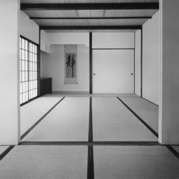 波田町の家 (寝室・客間)