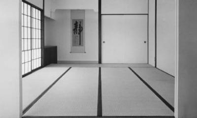 寝室・客間|波田町の家