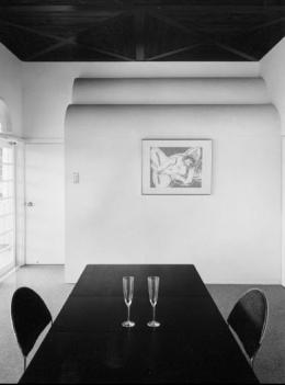 波田町の家 (食堂)