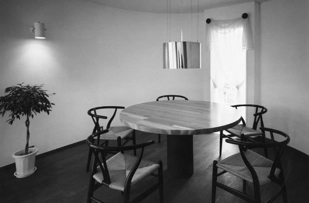 K邸の部屋 居間・食堂