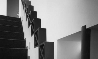 K邸 (階段室)