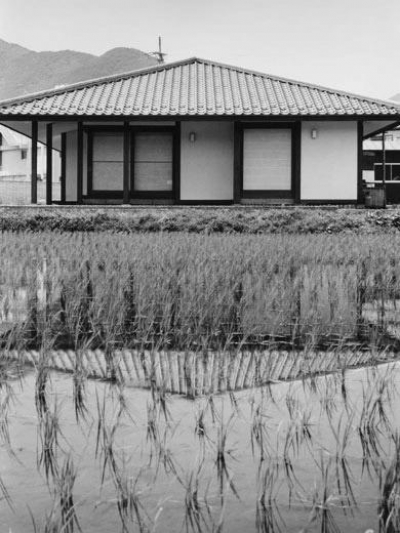 東側外観 (辰野の家)