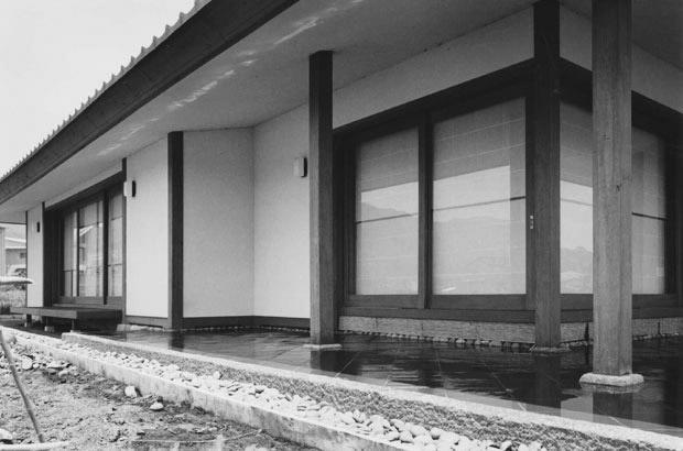 辰野の家 (外観)
