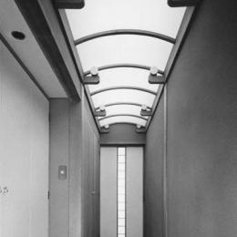 辰野の家 (渡り廊下)