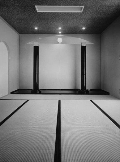 辰野の家の部屋 客間