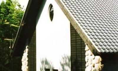 外観|霧島の家