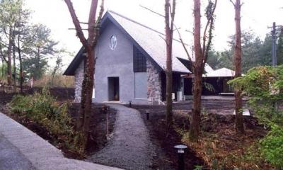 建物全景|霧島の家