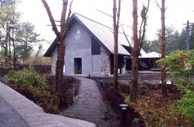 霧島の家 (建物全景)