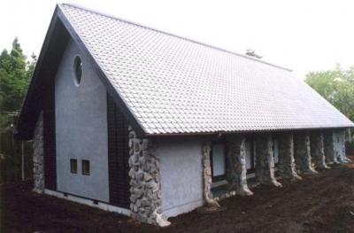 霧島の家 (南側外観)