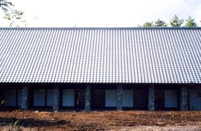 霧島の家 (南側外観 2)
