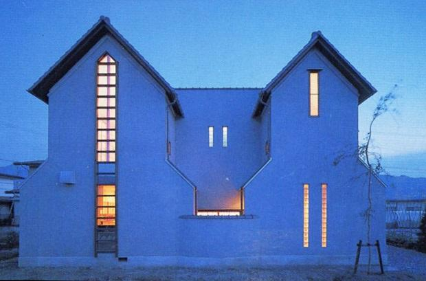建築家:小林英治建築研究所「二人静」