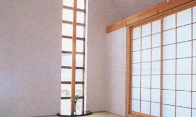 二人静 (2階の寝室)