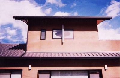 山崎邸 (外観 2)