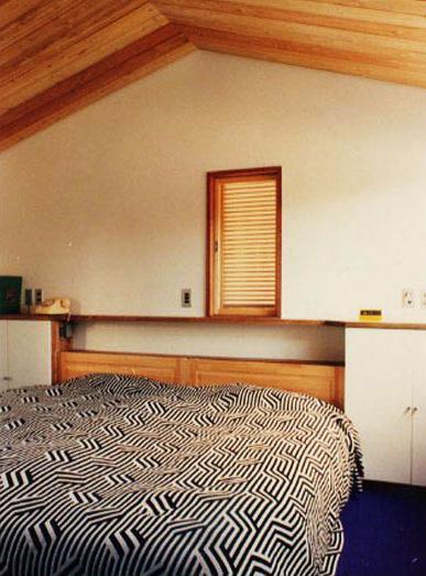銀の山荘の写真 寝室