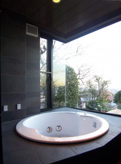 浴室 (T邸リノベーション)