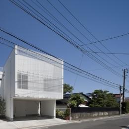 小田原コートヤードハウス (外観)